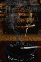 Cover for 'Bad Juju: A Novel of Raw Terror'