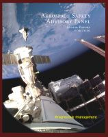 Cover for '2010 NASA Aerospace Safety Advisory Panel (ASAP) Annual Report, Issued January 2011 - Space Shuttle, International Space Station, Commercial Crew and Cargo, Human Rating, Exploration Program'