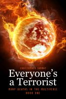 Cover for 'Everyone's a Terrorist'