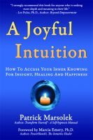 Cover for 'A Joyful Intuition'