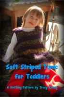 Cover for 'Soft Striped Tunic for Toddlers'