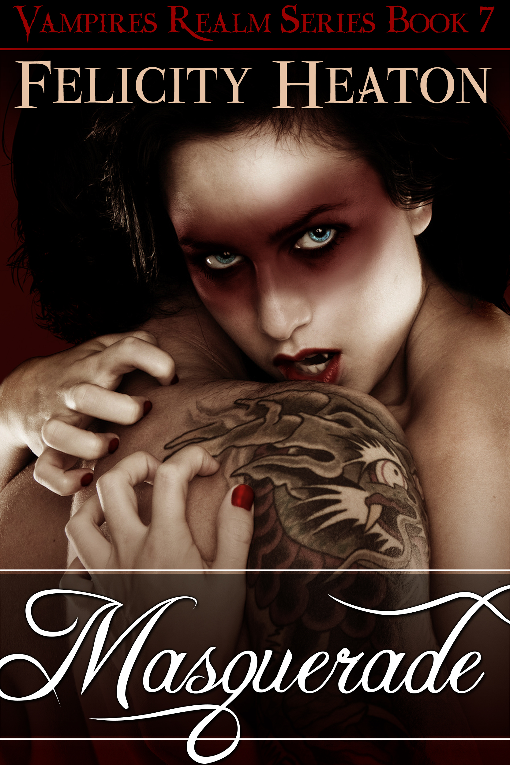 Felicity Heaton - Masquerade (Vampires Realm Romance Series #7)