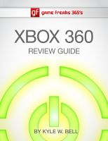 Cover for 'Game Freaks 365's Xbox 360 Review Guide'