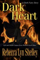 Cover for 'Dark Heart'
