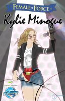 Cover for 'Female Force: Kylie Minogue'