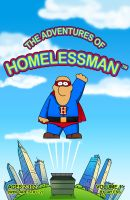 The Adventures of Homelessman cover
