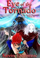 Cover for 'Eye of the Tornado'