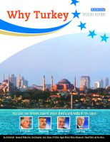 Cover for 'Why Turkey?'