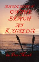 Cover for 'Absolution: On the beach at Kualoa'