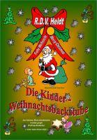 Die Kinder - Weihnachtsbackstube cover