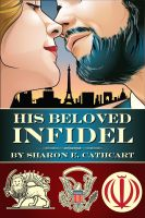 Cover for 'His Beloved Infidel'