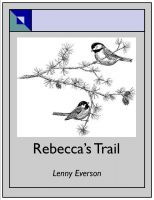 Cover for 'Rebecca's Trail'