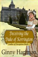 Cover for 'Deceiving the Duke of Kerrington'