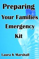 Cover for 'Preparing Your Families Emergency Kit'