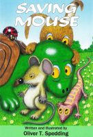 Cover for 'Saving Mouse'