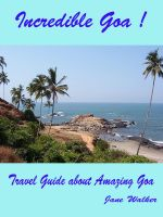 Cover for 'Incredible Goa:Travel Guide about Amazing Goa'