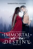 Cover for 'Immortal Destiny'