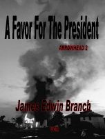 Cover for 'A Favor for the President'