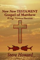 Cover for 'New New Testament Gospel of Matthew'