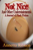 Cover for 'Not Nice and Other Understatements - A Journal of Flash Fiction'