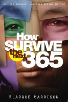Cover for 'How to Survive the Next 365'
