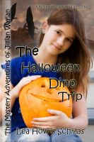 Cover for 'The Halloween Dino Trip'