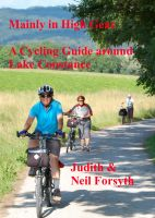 Cover for 'Mainly in High Gear A cycling guide around Lake Constance'