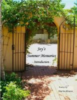 Cover for 'Joy's Summer Memories – Introduction'