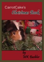 Cover for 'Carrot Cake's Christmas Book'