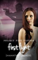 Cover for 'Project Five Fifteen - First Light'