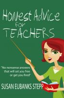 Cover for 'Honest Advice for Teachers'