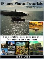 Cover for 'iPhone Photo Tutorials - Versão Portuguesa'