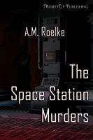 Cover for 'Space Station Murders'