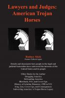 Cover for 'Lawyers & Judges: American Trojan Horses'