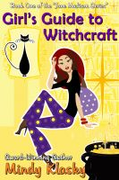 Cover for 'Girl's Guide to Witchcraft'