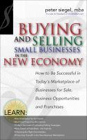 Cover for 'Buying and Selling Small Businesses in the New Economy'