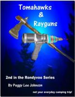 Cover for 'Tomahawks and Rayguns'