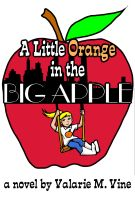 Cover for 'A Little Orange in the Big Apple'