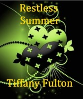 Cover for 'Restless Summer'