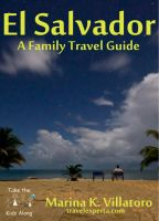 Cover for 'El Salvador Travel Guide'