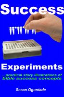 Cover for 'Success Experiments'