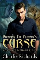 Cover for 'Breaking the Playboy's Curse'