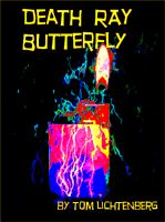 Cover for 'Death Ray Butterfly'