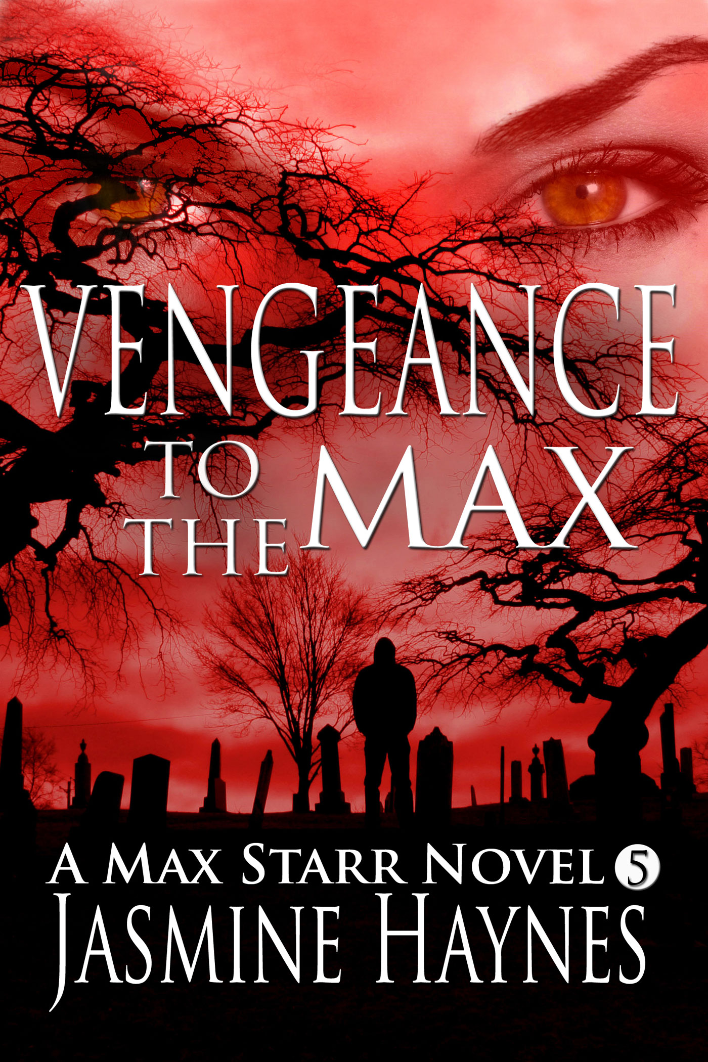 Jasmine Haynes - Vengeance to the Max (Book 5, Max Starr Series)