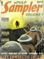 Cover for 'ePulp Sampler Vol 1'