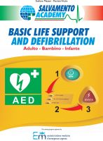 Cover for 'Basic Life Support and Defibrillation'
