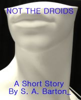 Cover for 'Not The Droids'