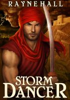 Cover for 'Storm Dancer (Dark Epic Fantasy)'