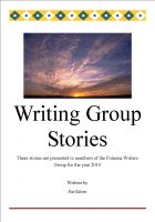 Cover for 'Writing Group Stories'