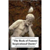 Cover for 'The Book of Famous Inspirational Quotes'